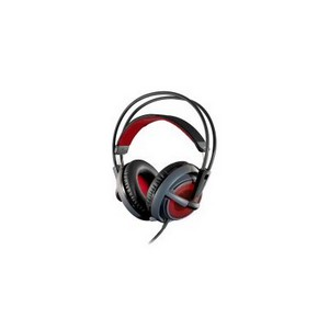 SteelSeries и Valve представляют гарнитуру и коврики для мыши Siberia V2 DOTA 2 Edition