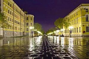 Оренбург- один из самых чистых городов России