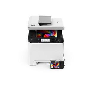 Новые цветные лазерные принтеры и МФУ Ricoh для бизнеса уже в России