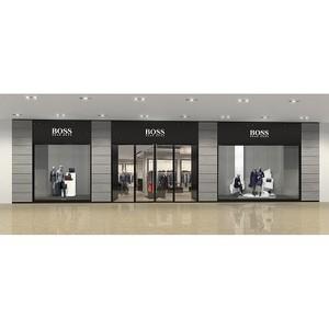 Магазин Hugo Boss открывается в ТЦ Кунцево Плаза