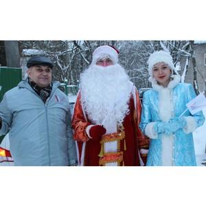 Костромские активисты ОНФ провели акцию «Новогоднее чудо»