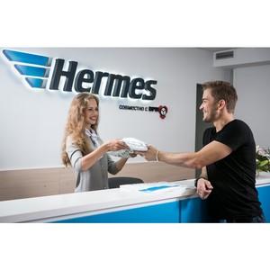 Hermes-DPD продолжает расширять свою географию: теперь и на Дальнем Востоке!