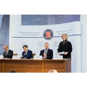 Благодаря Общественной палате Петербурга удалось сдержать тарифы на водоснабжение и водоотведение