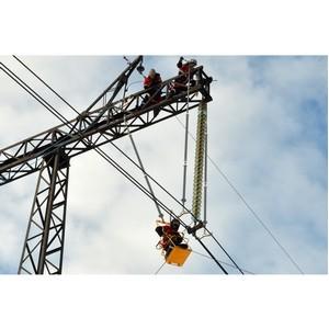 Ремонтные бригады ФСК ЕЭС осваивают технологию работы на ЛЭП под напряжением