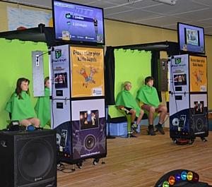 Мега веселые праздники в детских лагерях Чешской республики со студиями «Dance Heads»