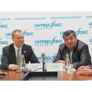 Белгородский филиал Россельхозбанка и БелАККОР подписали соглашение о сотрудничестве