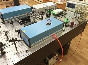 Инновационные лазерные прикладные разработки НГУ
