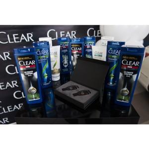 Промо Collect&Get марки Clear – такое же уникальное, как Mercedes-Benz CLS