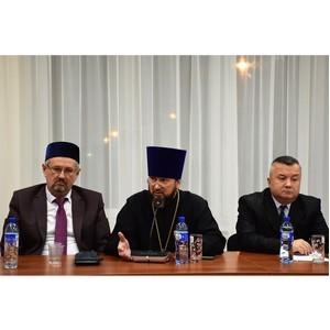Круглый стол в Чебоксарах по вопросам укрепления межнациональных отношений в современной России