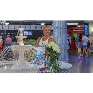 «Мега день» Анастасии Волочковой в Отеле «Ялта-Интурист»