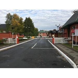 ОНФ в Югре добивается демонтажа шлагбаума на дороге к ТСЖ «Березка-1» в Сургуте