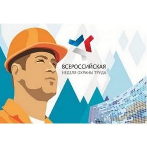 Энергетики ПАО «МРСК Центра и Приволжья» приняли участие в работе Всероссийской недели охраны труда