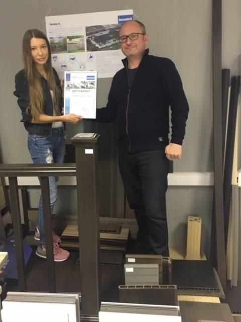 В дилерскую сеть Deceuninck вошли четыре новых партнера по продукту Twinson