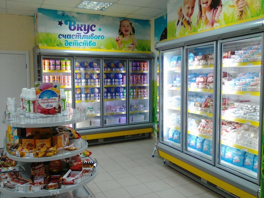 """Эдуард Анатольевич Зелинский: """"Мы начали традиционную распродажу мороженого!"""""""
