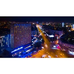Новосибирский отель стал «Лучшим бизнес-отелем – 2017»