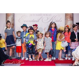 Miki House участвует в Fashion show от Estet Fashion Week
