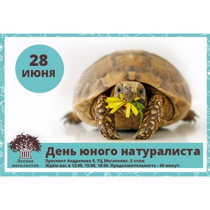 День юного натуралиста в Лесном Посольстве