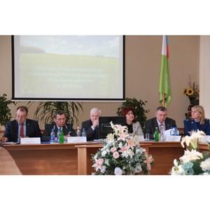 О подведении итогов за 2015 год на совещании Управления Россельхознадзора по Томской области