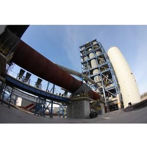 «Петербургцемент» вышел на проектную мощность