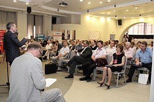 Компания Elma на выездном заседании Клуба Директоров Самарской области