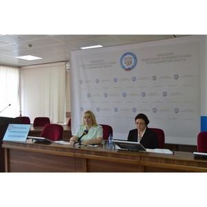 Совместная пресс-конференция управлений ФНС и Росреестра по Владимирской области