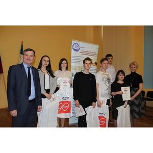 В Уфе наградили призеров олимпиады «Звезда»