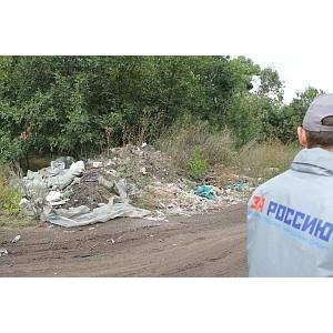 Белгородские активисты ОНФ провели рейд по территориям, отмеченным на интерактивной карте свалок