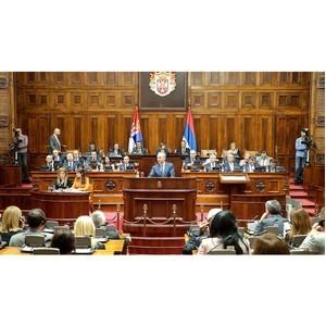 Комиссия по сотрудничеству ГД и Народной скупщины Сербии укрепляет стратегическое партнерство стран