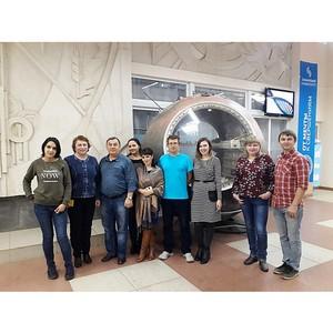 Специалисты Астраханского филиала повысили свою квалификацию в Самаре
