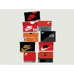 Fast Foot в«М5 Молл»: новая коллекция легендарного бренда Nike!