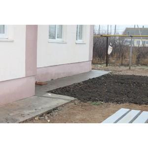 Активисты ОНФ во Волгоградской области проверили качество строительства жилья для переселенцев