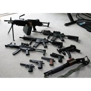 И.Яровая призывает усилить контроль за оборотом оружия