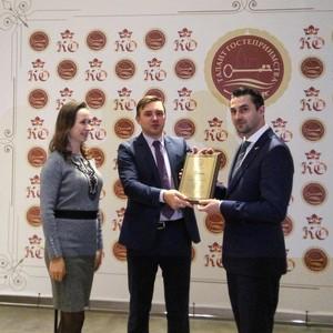 Калининградский отель Radisson дважды стал победителем конкурса Министерства по туризму