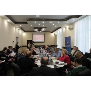 На заседании регионального штаба ОНФ обсудили возрождение зеленого пояса вокруг Волгограда