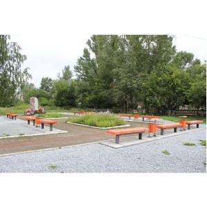 «Катавский цемент» провел акцию «Красивый город своими руками»