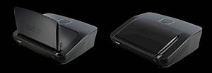 Изящное решение Acer для современных офисов с установкой проектора без монтажа и проводов