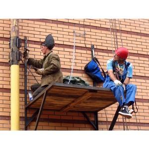 Обучение работе на высоте в Санкт-Петербурге по новым правилам