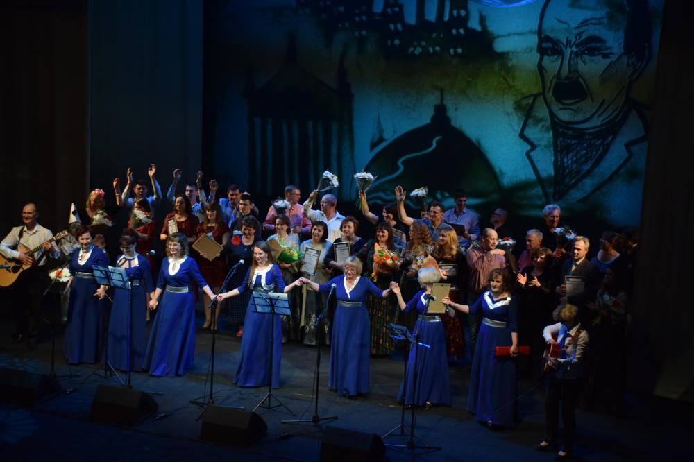 В Нижнем Тагиле завершился фестиваль «Возьмемся за руки, друзья…»!