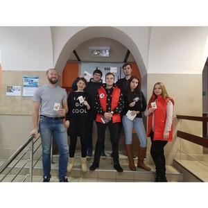 Команда «Молодежки ОНФ» в Коми присоединилась к всероссийской акции «Татьянка»