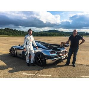Castrol объявил о начале партнерства со шведской компанией-автопроизводителем Koenigsegg