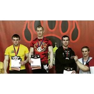 Студент и выпускник вуза стали призерами соревнований «Сибирский медведь»