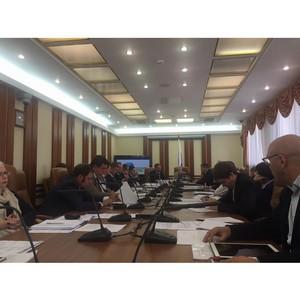 Сотрудники «Грундфос» приняли участие в заседании рабочей подгруппы «Интернет + Торговля»
