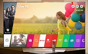 LG представит на CES 2016 новую версию популярной платформы для Smart TV