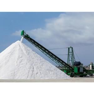 Миллион белой соли