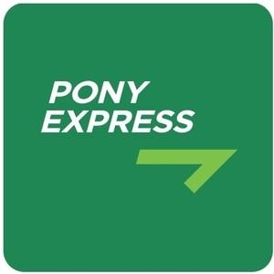 Pony Express расширяет географию доставки ко времени на 3100 пунктов