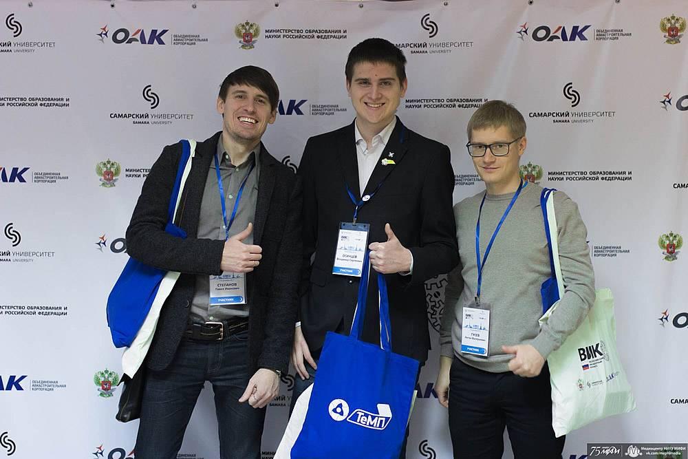 Молодые ученые НИЯУ МИФИ на Всероссийском инженерном конкурсе