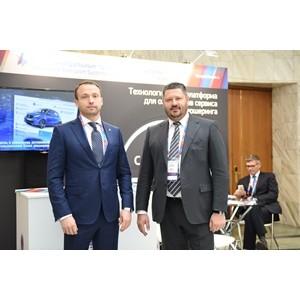 Резиденты кластера Глонасс приняли участие в работе международного форума «ИТС-России, 2017»
