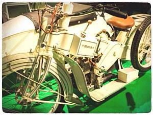 В Санкт-Петербурге получила гран-при самарская коллекция мотоциклов Второй мировой войны