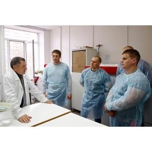 Группа специалистов из Астрахани повысит квалификацию в Ростове-на-Дону