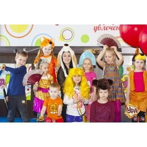 Клуб детских увлечений «Ура» в ТРЦ «Аура»: полезные занятия для маленьких гостей